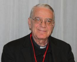 Mgr Federico Lombardi, directeur du Bureau de Presse de Vatican de 2006 à 2016